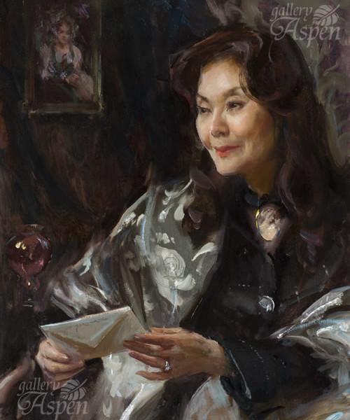 ある婦人の肖像